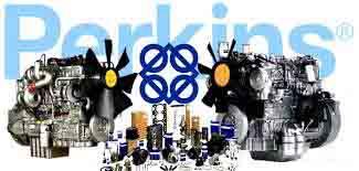 Двигатели Перкинс