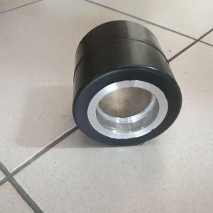 Колело за транспалетна количка Ф80х70мм гума-алуминий