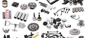Резервни части за мотокари