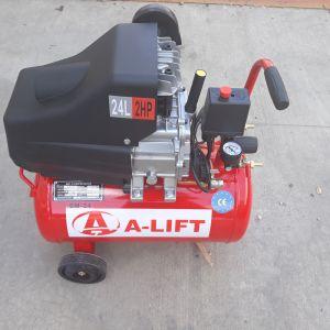 Компресор за въздух бутален 24литра 1,5KW, модел SM-24/120