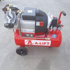 Компресор за въздух бутален  24литра 2,2KW, модел SL-24/250