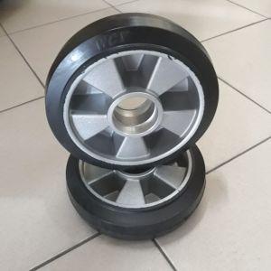 Колело за транспалетна количка Ф180(алуминий и гума)