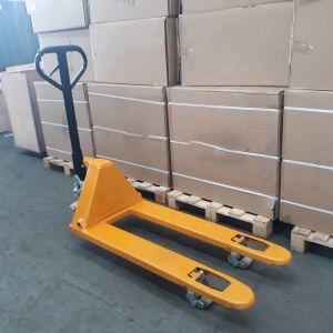 Транспалетна количка нисък профил 1500 кг